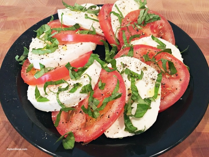 Best Caprese Salad recipe, Caprese Salad Recipe