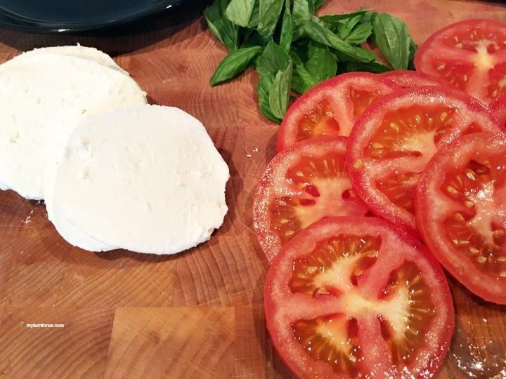 best caprese salad recipe, best caprese salad recipe
