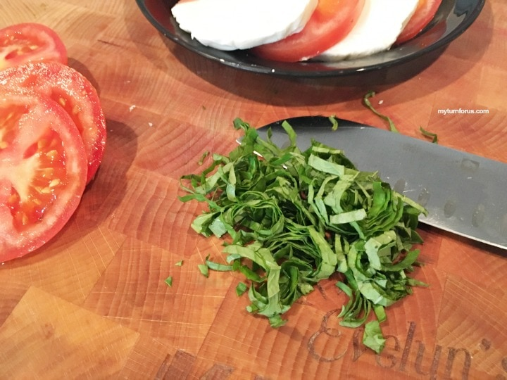 caprese salad ingredients, best caprese salad