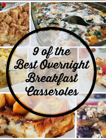 9 of the Best Overnight Breakfast Casseroles