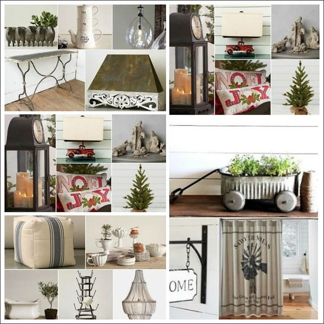 Farmhouse Decor Finds