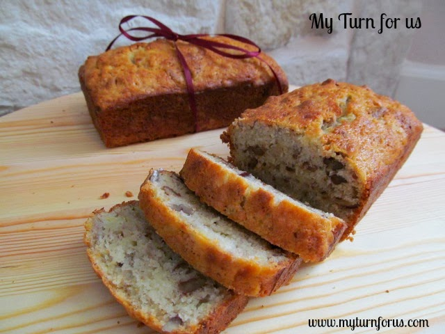 Boozy Banana Bread, Spiced Rum Banana Bread