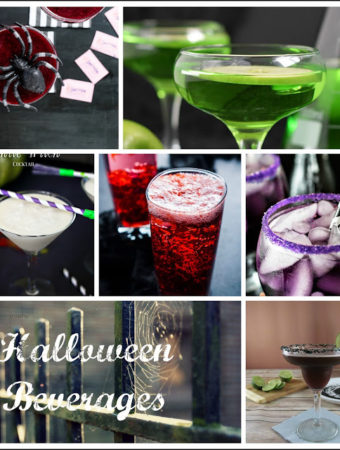 Halloween Drinks and Beverages