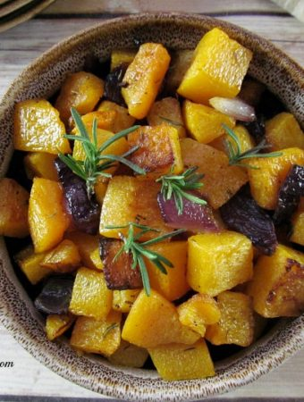 How to make the Best Roasted Butternut Squash
