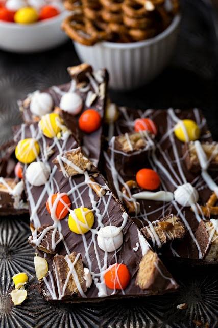 Chocolate Candy Bar Recipes