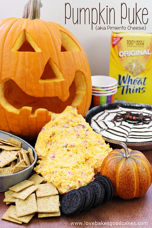 Halloween Gross Snacks