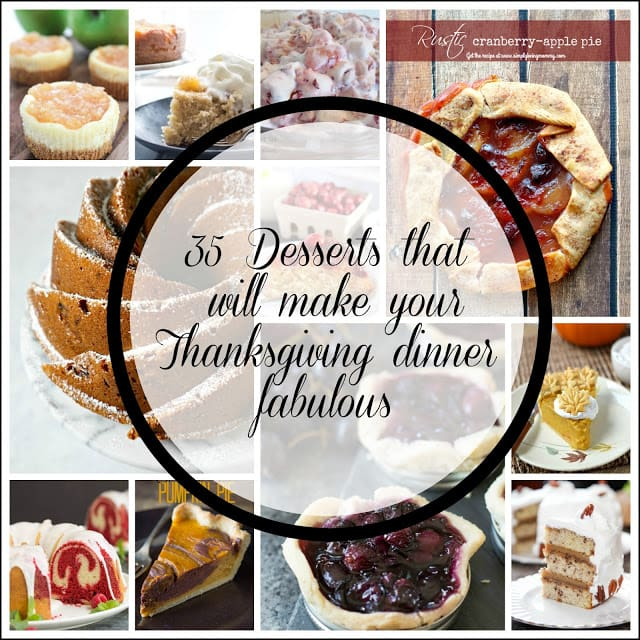 unusual Desserts for Thanksgiving, thanksgiving Dessert Recipes