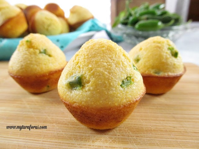 mini cornbread muffins, corn mini muffins