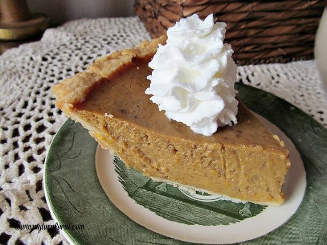 Thanksgiving Pumpkin pe