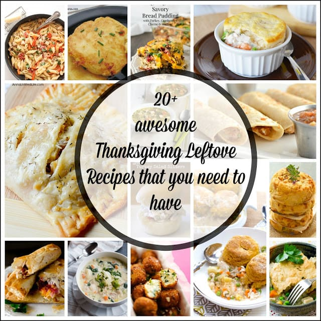 cooked turkey recipes, Thanksgiving leftovers