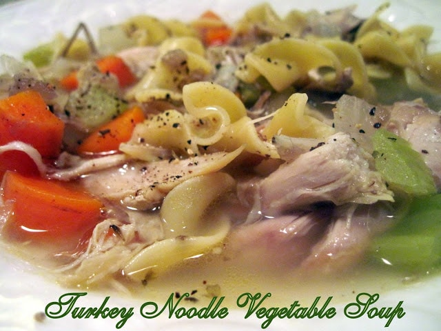 turkey leftover recipe