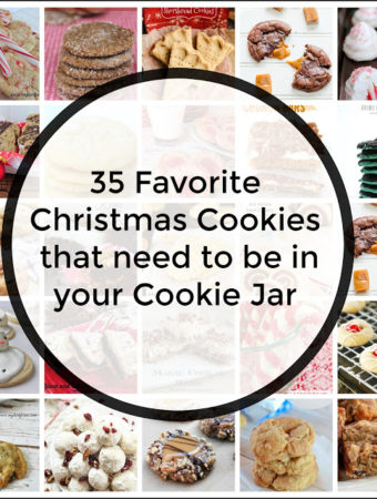 Favorite Christmas Cookies that need to be in your cookie jar