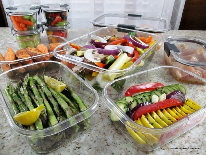 healthy meal prep meals