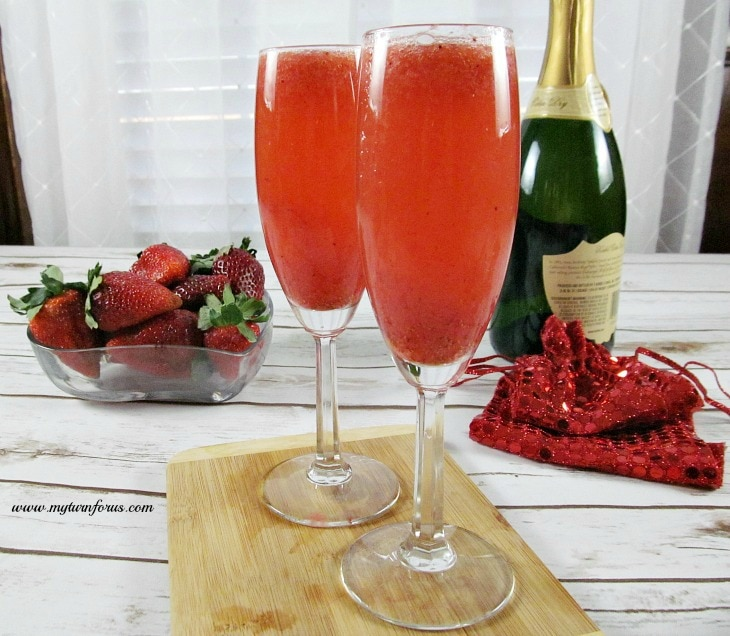 How to make a Bellini