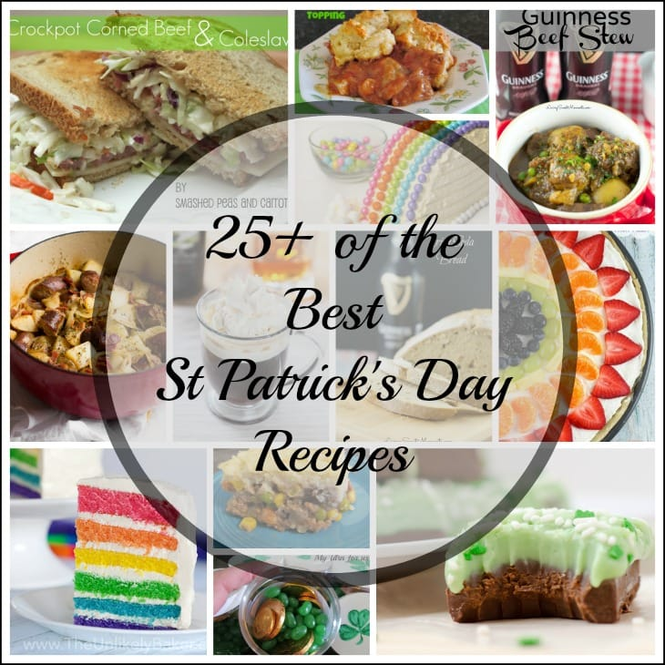 St Patrick's Day Party Food recipes