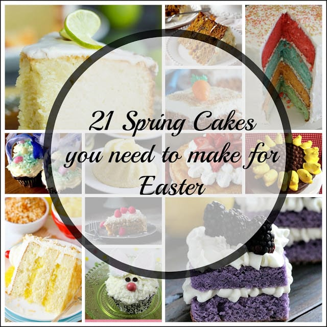 Cake recipes, Easter Cake Ideas, Bunny Cakes