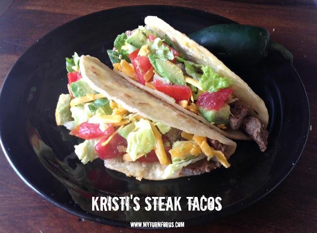 Best Steak Taco Marinade
