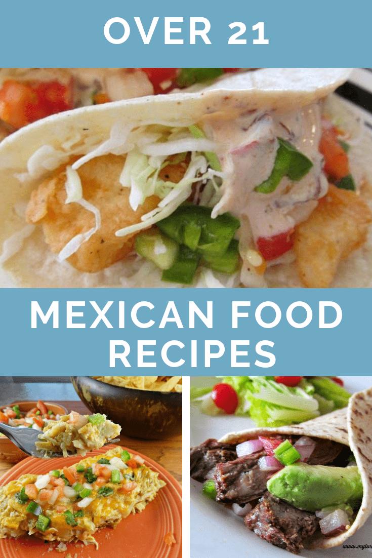 Mexican Food Recipes, Mexican Food, Cinco de Mayo