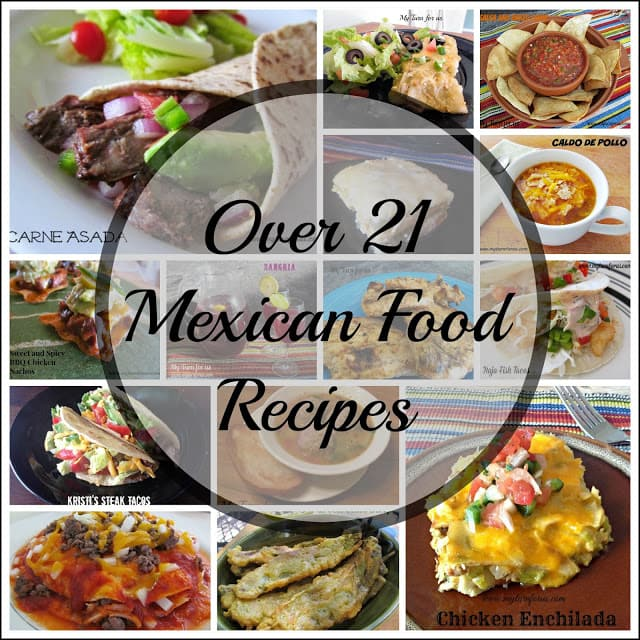 Best Mexican food Recipes to make at home