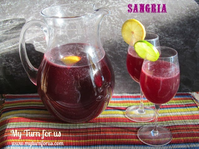 Sangria with Brandy