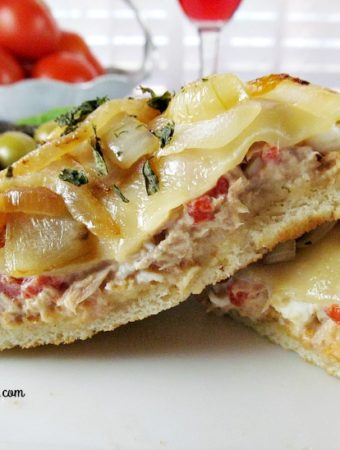 The Best Tuna Melt that you will ever eat