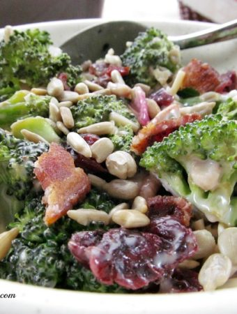 Best Broccoli Salad Recipe that is easy and quick