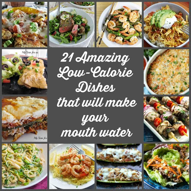 Low Calories Dishes