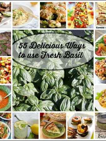 55 of the Best Fresh Sweet Basil Recipes