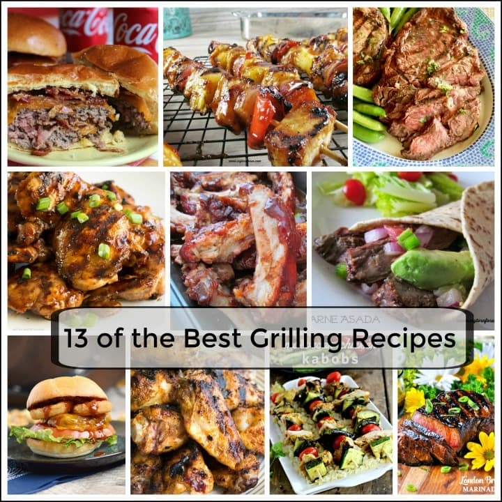 Best Campgrounds in Texas, Grilling Recipes