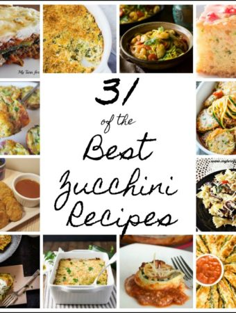 31 of the Best Italian Zucchini Recipes