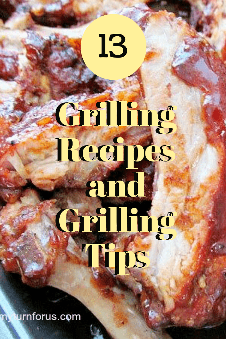 Looking to Grill out this summer? Here are our Best Grilling Tips and 13 Delicious Grilling Recipes and what things to cook on the grill.