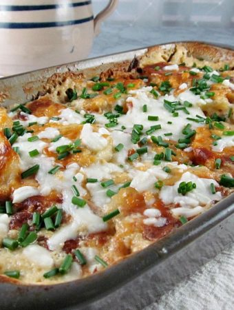 The Best Potatoes Au Gratin made easy