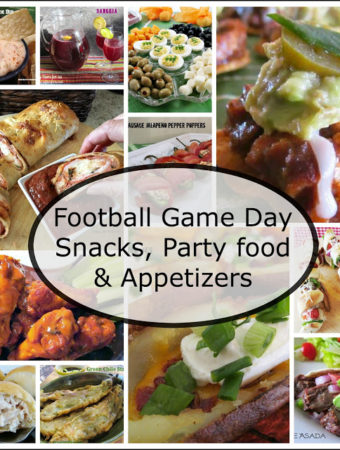 Over 21 of the Best Football Party Food Recipes