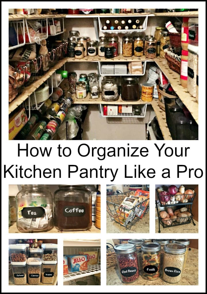 How to organize your kitchen pantry like a pro my turn for us organize a usable kitchen pantry workwithnaturefo