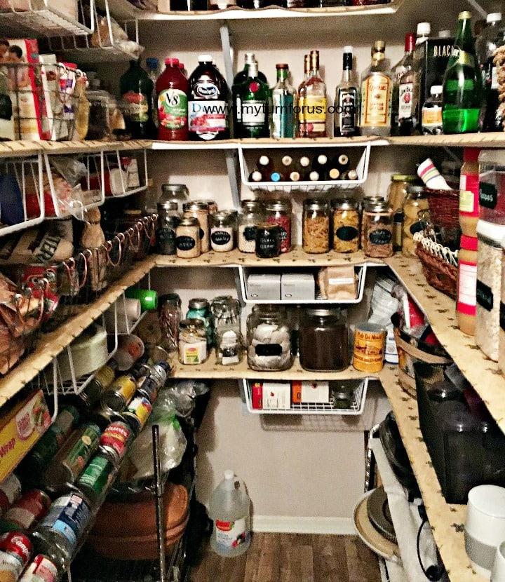 Organize Pantry like a pro