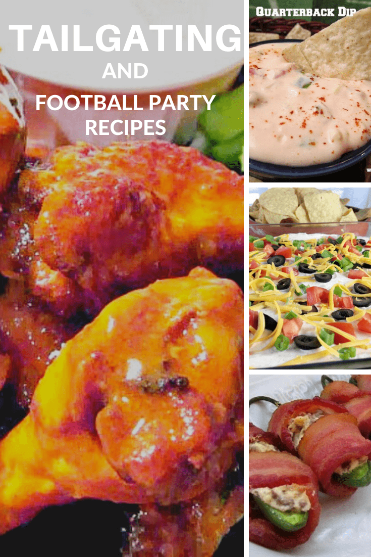 tailgating parties, Football Party Food Recipes, game day appetizers, tailgate food