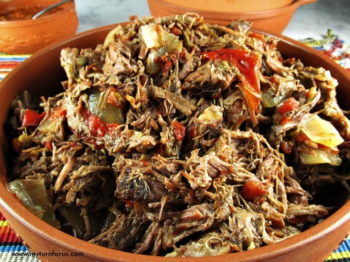 How To Make The Best Machaca Recipe on Fill Up Food