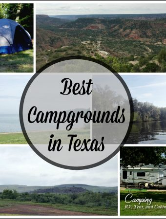 Top 5 of the Best Campgrounds in Texas