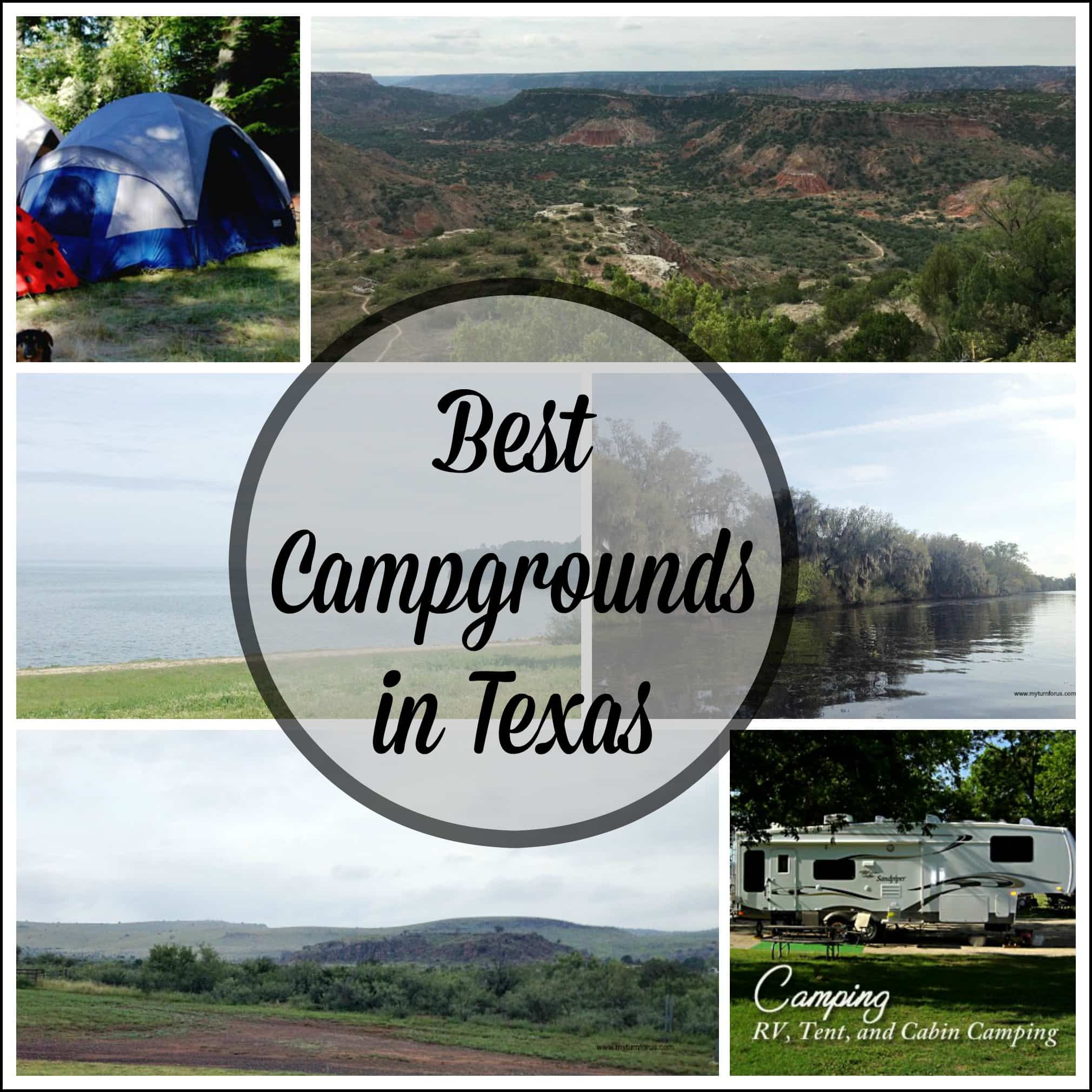 Best Camp Grounds in TX,  Top Campgrounds in Texas, Campgrounds