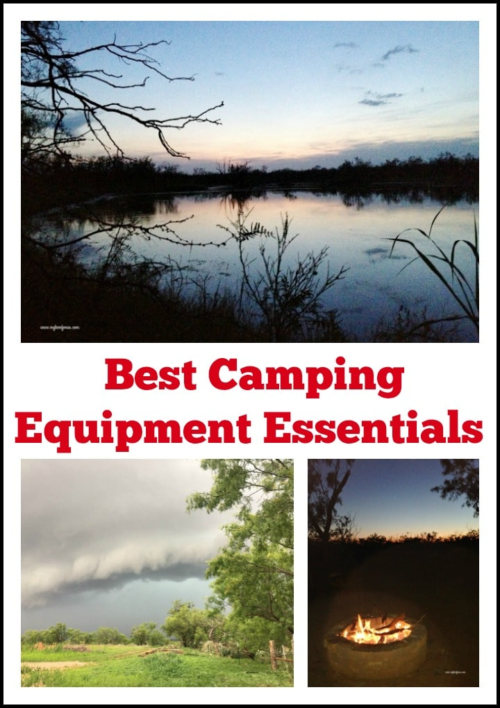Best Camping Equipment