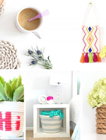 23 of the Best DIY Craft Rope Projects