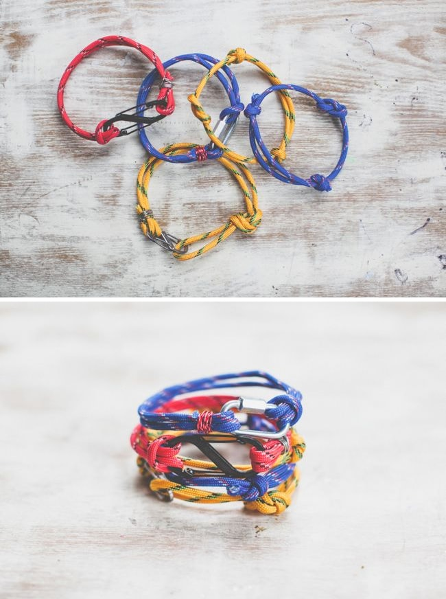 Craft rope projects