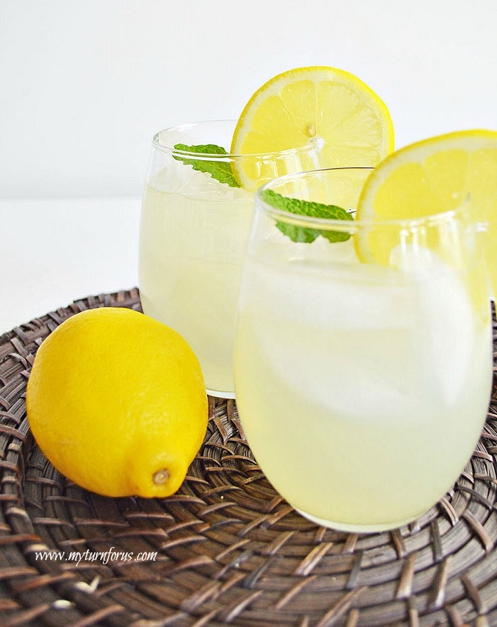 Whiskey Lemonade