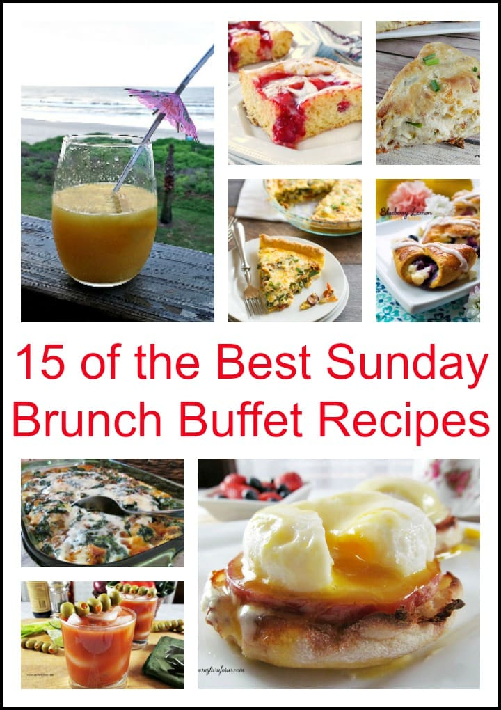 Sunday Brunch Buffet