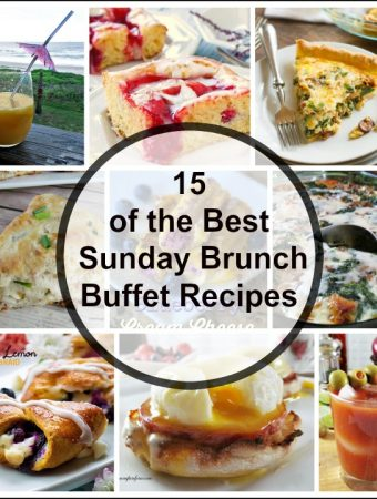 15 of the Best Sunday Brunch Buffet Recipes