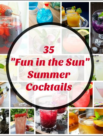"35 ""Fun in the Sun"" Summer Cocktails"