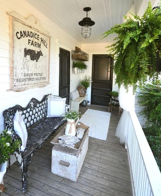 Front Porch, Farmhouse Porch