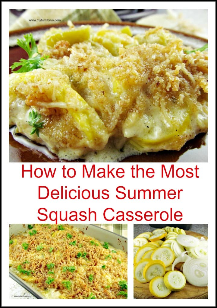 Summer Squash Casserole Recipes