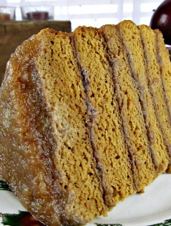 Make this Old Fashioned Appalachian Apple Stack Cake