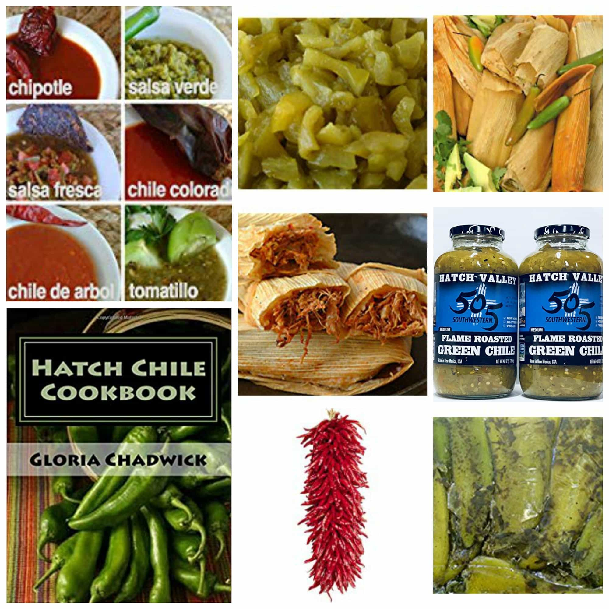 Hatch Green Chile Recipes